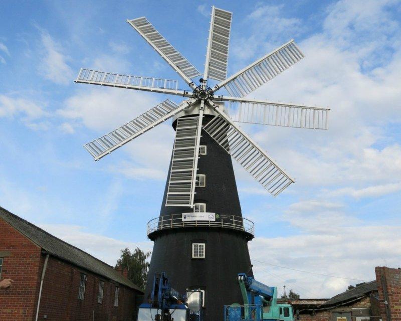 Photo: Heckington Mill Website