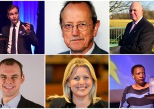 Leaders on Brexit Collage