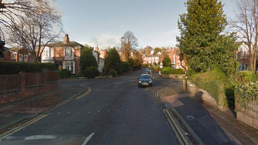 The junction of West Parade and The Avenue. Photo: Google Street View