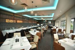 New look Marco Pierre White Steakhouse at DoubleTree by Hilton. Photo Steve Smailes for The Lincolnite