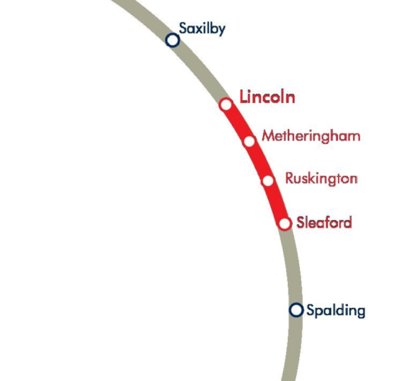 Route affected: East Midlands Trains