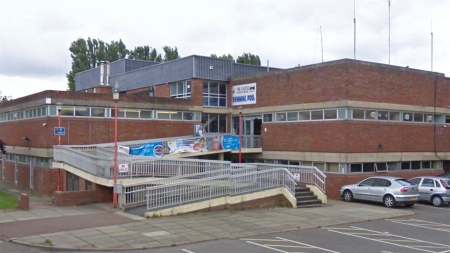The Castle Swimming Pool, Spalding. Photo: Google Street View