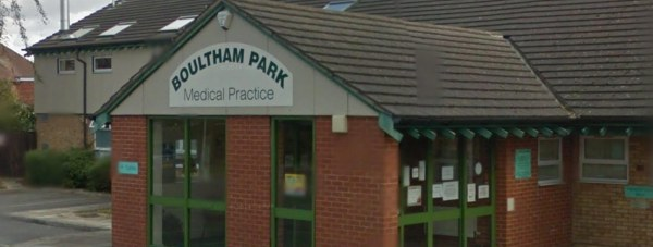 Boultham Park Medical Practice was rated 'good' by  the Care Quality Commission. Photo: Google Street View