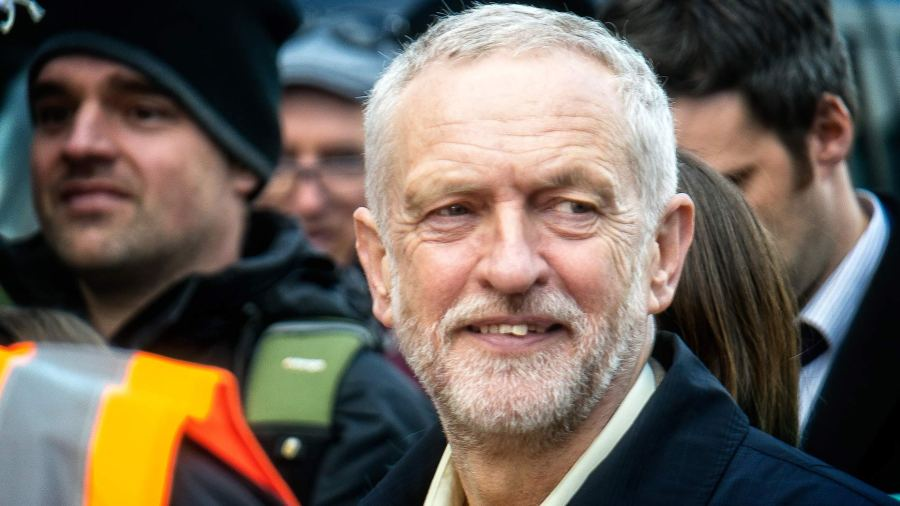 The Lincoln Labour Party has officially endorsed Jeremy Corbyn as leader. Photo: Garry Knight