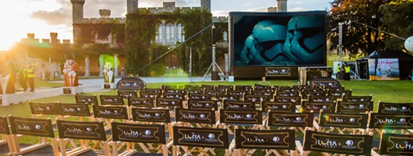 The films will run from September 23 - 25 and will feature some classics including Grease and Rocky Horror Picture Show.