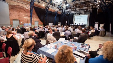 More than 150 delegates attended the Lincoln Growth Conference