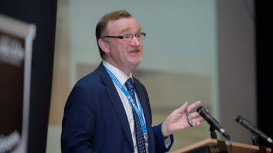 Bob Ledger, Strategic Director of Housing and Regeneration for City of Lincoln Council