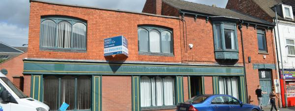 Under the plans the former Lincolnshire Co-op funeral parlour would be demolished.