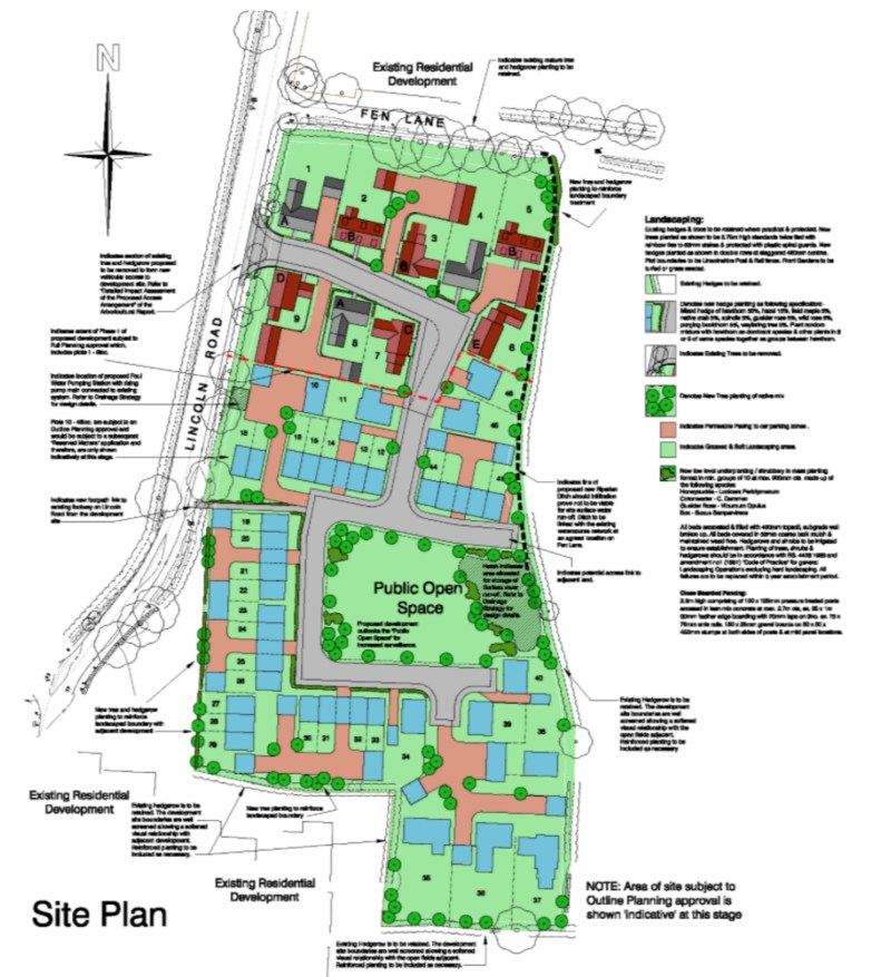 Click to view plans in full.