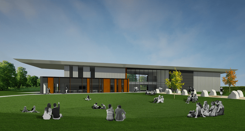 Latest Designs for the Chadwick Centre on Canwick Hill.