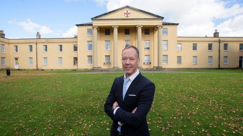 Stokes managing director Nick Peel