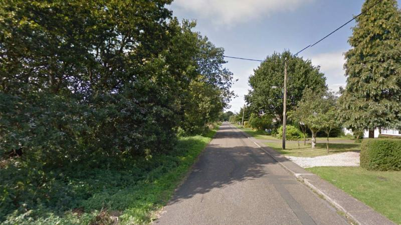 Thorpe Lane in South Hykeham. Photo: Google Street View