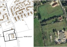 A decision for the 23 new homes will be made on November 29