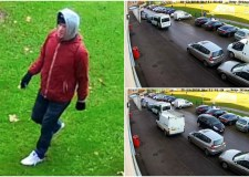Police are looking to speak with the man pictured.