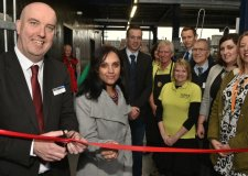 The hub officially opened on December 9. Photo: Steve Smailes for The Lincolnite