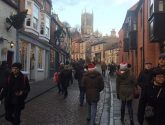 Lincoln independents expecting quadruple trade on Christmas market weekend