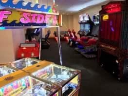Lincoln Bowl arcade