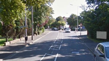 The incident happened at around 8am at the junction of Doddington Road and Newark Road. Photo: Google
