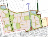 Plans for 450 new homes submitted for fields south of Lincoln