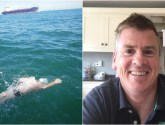 Lincoln teacher to swim the English Channel in wife and father's honour