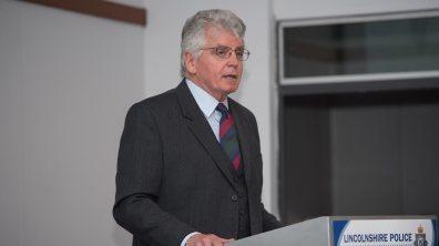 John Lockwood, Deputy Lieutenant of Lincolnshire. Photo: Steve Smailes for The Lincolnite