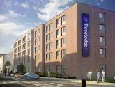 Work begins on new Lincoln Travelodge
