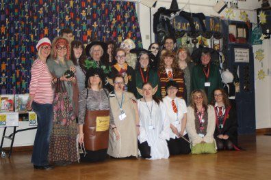 Teachers at Wragby Primary School