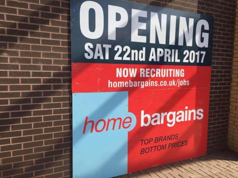 Home Bargains Lincoln