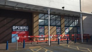 Home Bargains in Lincoln is set to open on April 22