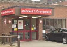 Lincolnshire hospitals trust apologises as A&E performance hits year low