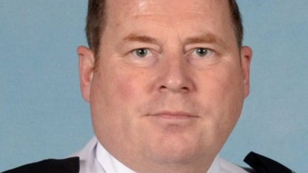 New Lincolnshire Police Assistant Chief Constable Craig Naylor, who will be joining the force in June