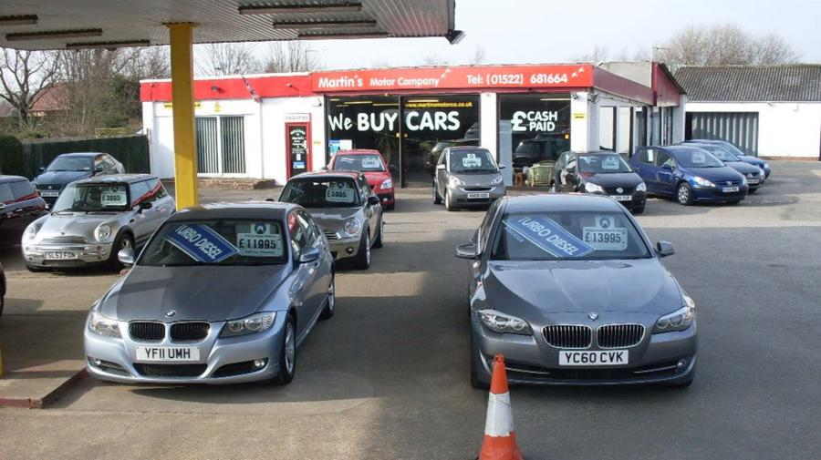 north hykeham used car dealership to become new co op store. Black Bedroom Furniture Sets. Home Design Ideas