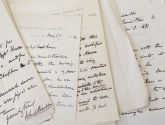 Fascinating 18th century documents unearthed at Lincoln Cathedral