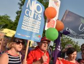 'Save our walk-in-centre' march announced by Lincoln protestors