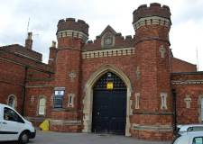 Inmate used rock and razors in attempts to kill prison officers