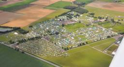 Lincolnshire Showground is being used as a major testing site during the pandemic.