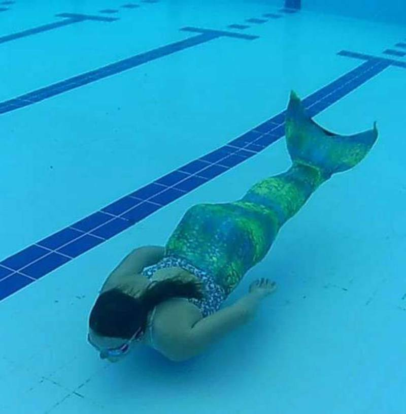 Swimming Pool To Launch First Lincoln Mermaid And Shark School