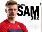 From Debenhams to Wales: Former Imps player Sam Clucas joins Premier League Swansea City