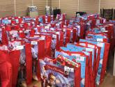 Lincoln church group brings festive cheer with gifts to 500 needy families