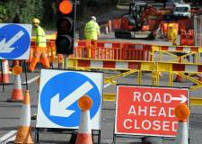 Portland Street road closure set for water works