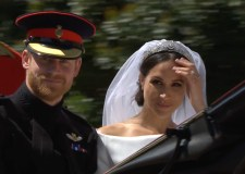 Lincoln's sparkling link to Harry and Meghan's big day