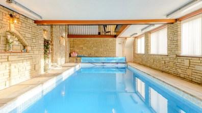 Indoor pool complex. Photo: Savills