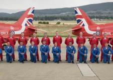 Red Arrows cleared for 54th season