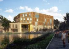 Designs revealed for £21.1m Lincoln medical school