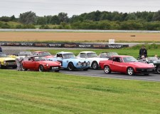 Pistons in the Park: Blyton Park classic car track day