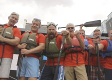 Lincoln Dragon Boat Race raises £6,000