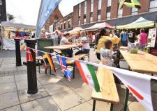 Lincoln Street Food Festival returns