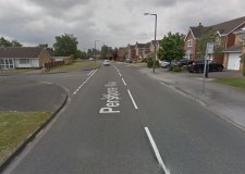 Cyclist taken to hospital after Lincoln crash