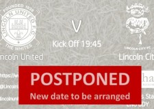 Imps v Whites friendly postponed due to weather