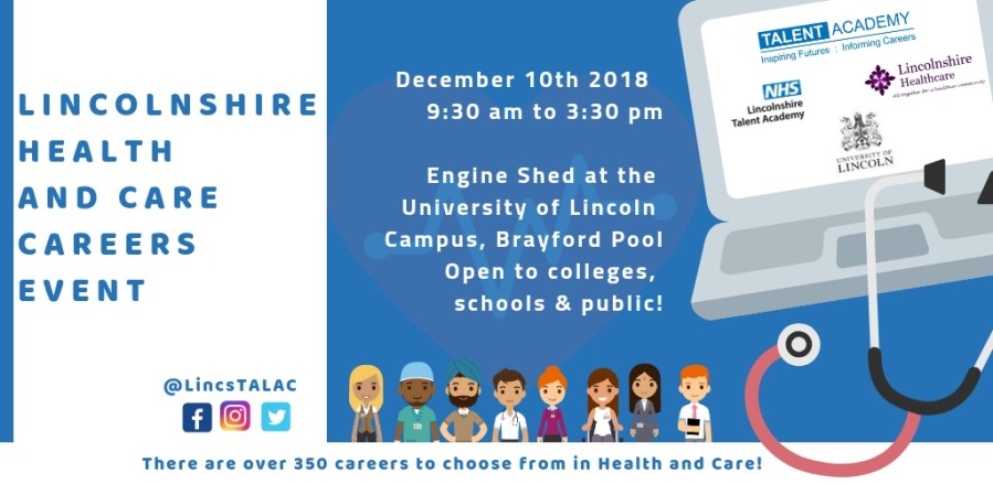 Lincolnshire Health And Care Careers Event The Lincolnite